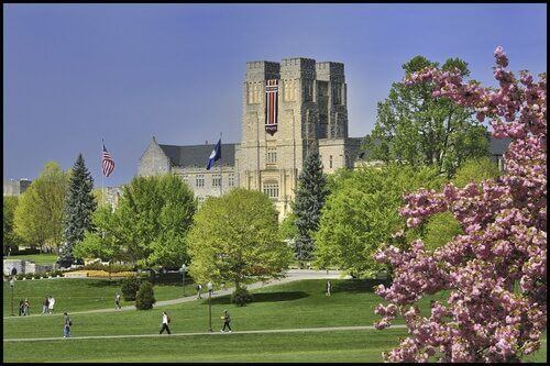 Virginia Tech - Top 50 Most Affordable Online Master's in Computer Science