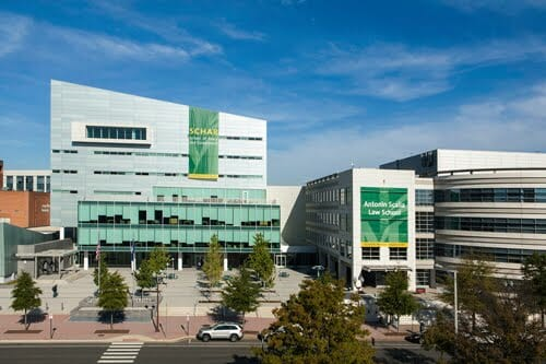 George Mason – Online Master's in Information Technology
