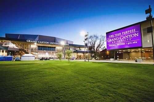 Grand Canyon University - Online Master's in Information Technology