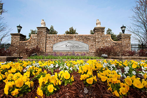 Kennesaw State University – Online Master's in Information Technology