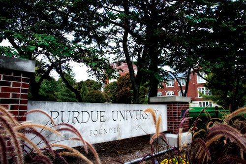 Purdue University - Online Master's in Information Technology