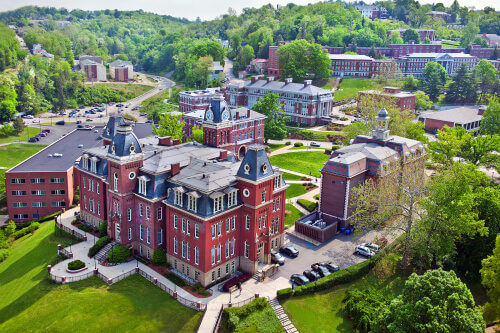 West Virginia University - Online Master's in Elementary Education