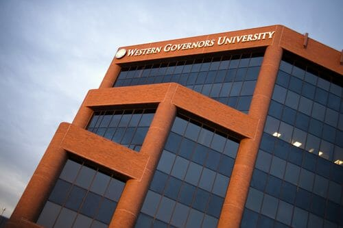 Western Governors University - Online Master's in Elementary Education