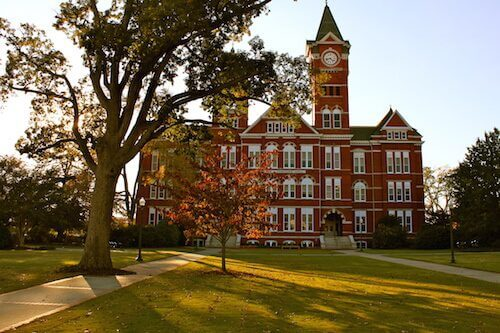 Auburn University - 30 Most Affordable Online Master's in Finance