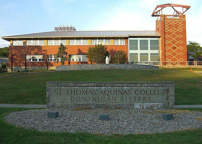 St Thomas Aquinas – 30 Most Affordable Online Master's in Finance
