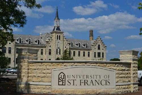 University of St Francis - 30 Most Affordable Online Master's in Finance