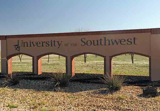University of the Southwest – 30 Most Affordable Online Master's in Finance