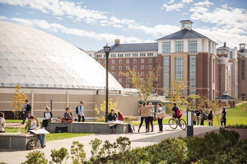 Liberty University - Online Master's in Early Childhood Education Degree