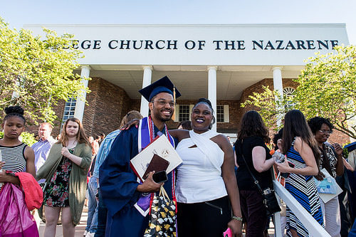 MidAmerica Nazarene - Online Master's in Nursing Education Degree