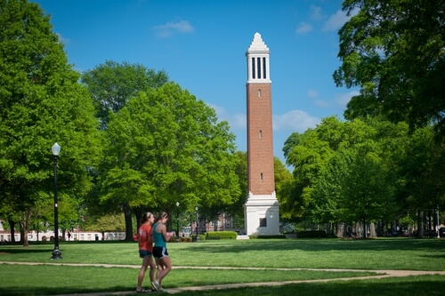 University of Alabama – Online Master's in Early Childhood Education Degree