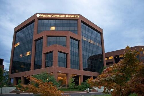 Western Governors – Online Master's in Nursing Education Degree