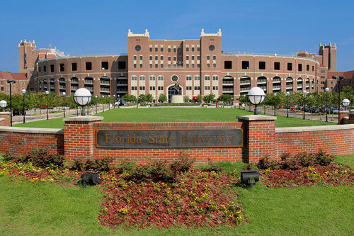Florida State University - Top 30 Most Affordable Online Law Degree Programs