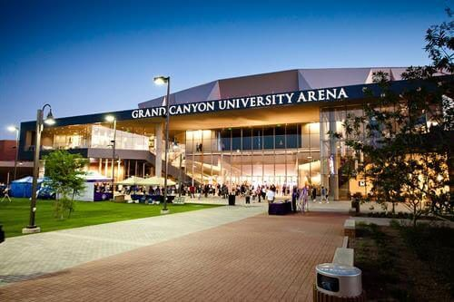 Grand Canyon University - Top 30 Most Affordable Online Law Degree Programs