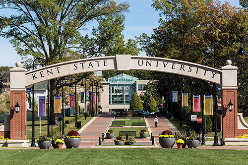 Kent State University - Affordable Master's in Public Administration Online
