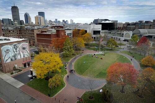 Northeastern University – Affordable Master's in Public Administration Online