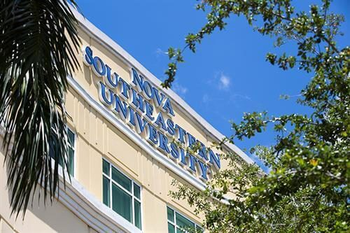 Nova Southeastern - Top 30 Most Affordable Online Law Degree Programs