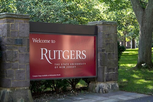 Rutgers – Affordable Master's in Public Administration Online