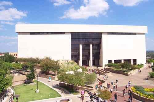 Texas State - Online Master's in Public Administration