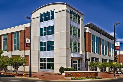 Troy University - Online Master's in Public Administration