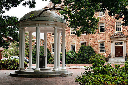 UNC Chapel Hill – Affordable Master's in Public Administration Online