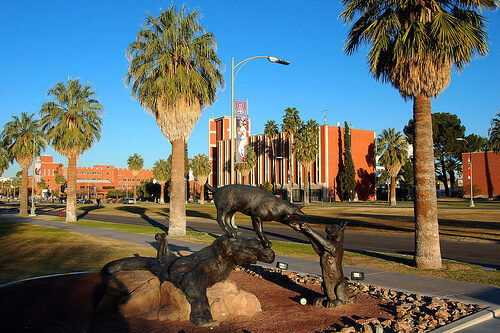 University of Arizona - Top 30 Most Affordable Online Law Degree Programs