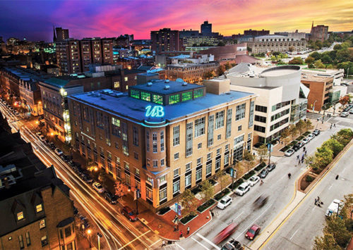 University of Baltimore - Affordable Master's in Public Administration Online