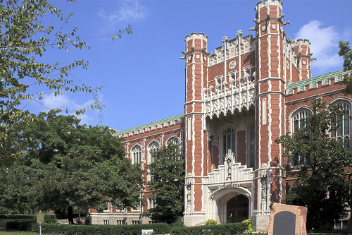 University of Oklahoma – Online Master's in Public Administration