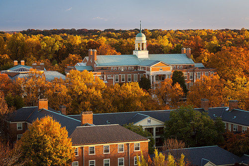 Wake Forest University - Top 30 Most Affordable Online Law Degree Programs