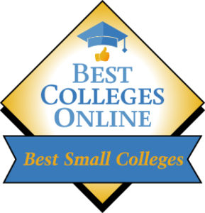 Best Small Colleges Badge