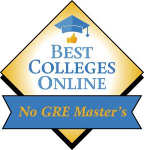 No GRE Master's Badge